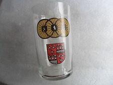 Bierglas Becher 24. Internationale Friedensfahrt Zielort Zwickau 1971 Radsport