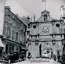 VANNES c. 1950 - Porte Saint Vincent Traction Morbihan Bretagne - DIV902