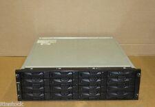 Dell EqualLogic PS3700 Virtualized iSCSI SAN Storage Array 2x Ctrls, 16x 400Gb