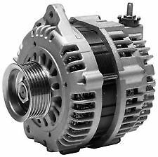 REMAN ALTERNATOR(13826) FITS 2000 NISSAN MAXIMA V6_3.0L/ 110AMP