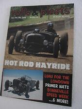 Rat Rod Hot Rod Rolls & Pleats Magazine #28