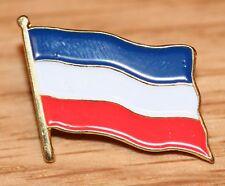 YUGOSLAVIA Country Flag Metal Lapel Pin Badge
