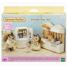 SYLVANIAN Families Kitchen Play Set Dolls Furniture 5341