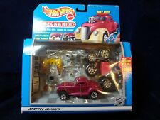 Hot Wheels - 1998 - MECHANIX - Hot Rod