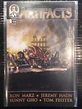 Artifacts #10 Cover A NM- 1st Print Free UK P&P Top Cow Comics