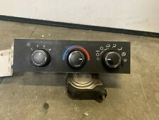 08-14 CHEVY EXPRESS A/C HEATER TEMPERATURE CLIMATE CONTROL 15773678