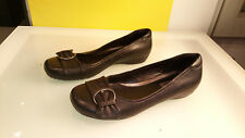 Ecco women's flats Mary Janes shoes size 38 Good condition Approx 7 US