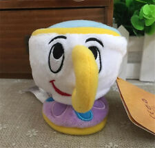 New Moive Beauty and the Beast Chip the Cup Plush Toy Soft Stuffed Doll