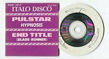 Hypnosis 3-INCH-cd-single PULSTAR end title Cardsleeve ZYX 5036-8 Italo Disco