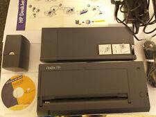 HP Deskjet 350 Inkjet - Mobile / Portable Colour Printer Excellent Condition