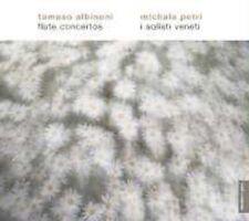 MICHALA PETRI 'ALBINONI: FLÖTENKONZERTE' CD NEW+