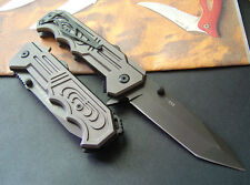 Fashion Assisted Opening SOG Knife Tactical Rescue Camping Pocket Saber Gift