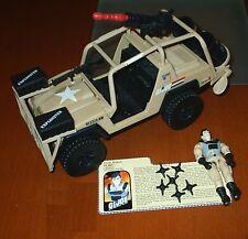 2001 GI Joe Cobra Desert Striker and Flint