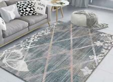 3D Butterfly Floral Non-Slip Rug Door Shower Play Mat Hearth Floor Carpet 17
