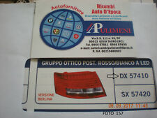 57410 FANALE POSTERIORE (REAR LAMP) DX LED AUDI A6 BERLINA 05/2004->09/2008
