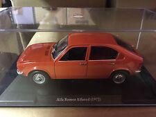 """DIE CAST """" ALFA ROMEO ALFASUD - 1972 """" SCALA 1/24 AUTO VINTAGE"""