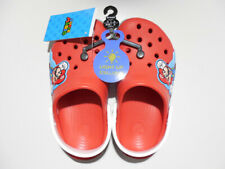 Crocs Fun Lab Nintendo Super Mario Lights Clog Juniors 3 Childrens Youth Limited