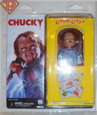 "CHUCKY Childs Play 8"" inch Scale 5.5"" inch Retro Clothed Action Figure Neca 2017"