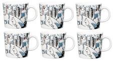 Moomin Mug Snowhorse Winter 2016 / Lumihevonen x 6 *NEW