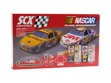 SCX NASCAR Superspeedway Set w/ 2 Cars, 2 Controllers & 15.9' of Track NEW
