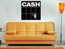 """JOHNNY CASH 36""""X32"""" INCH MOSAIC WALL POSTER AMERICAN IV : THE MAN COMES AROUND"""