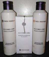 Yves Rocher Secrets d'Essences - ACCORD CHIC vapo 50ml & Lait parfumé 2*200ml