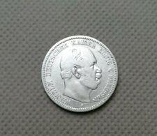 Kaiserreich, 2 Mark, 1876, Wilhelm I, s