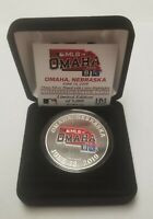Royals/Tigers- 6/13/19-First Ever MLB Game State of Nebraska Commemorative Coin