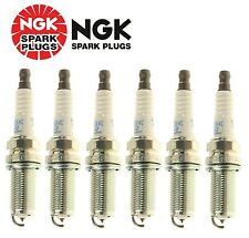 Set of 6 Spark Plugs NGK PLFR 6 A 11 / 7654 Fits Infiniti G35 Toyota Subaru