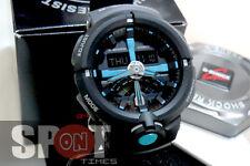Casio G-Shock Big Case Dual Coil Punching Pattern Men's Watch GA-500P-1A