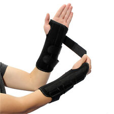 Right Wrist Brace Support Protector Adjustable 3-Strap ForSport Arthritis Middle