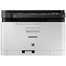 SAMSUNG Xpress C480W Farblaser 3-in-1 Laser-Multifunktionsdrucker (Farbe) WLAN N