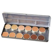 Ben Nye MediaPro Matte HD Foundation Palette Make-up Foundation 12p