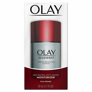 Olay Regenerist Wrinkle Revolution Complex Advanced Moisturizer 1.7 oz