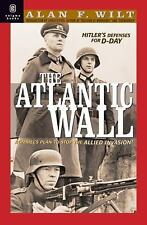 WWII HB Book Atlantic Wall 1941-1944 Hitler's Defenses for D-Day Alan Wilt