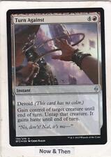 Magic: MTG: Battle for Zendikar: Foil: Turn Against