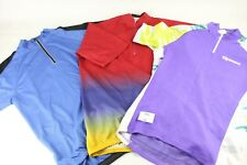 "3 x 42"" Chest Cycling Jerseys Vintage 3 Short Sleeve Shirts Pre-owned (446)"