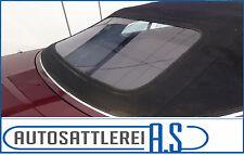 Audi 80 B4 Cabrio Heckscheibe mit Reißverschluss
