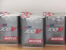 13,95€/l Motul 300V 20W-60 Le Mans 10 x 2 Ltr