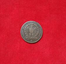 ITALIE  : ROMAN REPUBLIC : 8 BAIOCCHI 1849 R   !