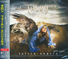 TALON - Fallen Angels / Japan OBI New CD 2009 / Melodious Hard Rock / U.S.