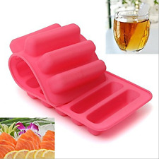 Ice Cream Markers Tools Ice Cube Silicone Tray Mold Ice Mould Water Stick Bottle