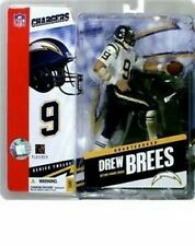 NFL Series 12 San Diego Chargers Drew Brees Action Figure McFarlane Toys