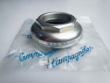 "SUPER RECORD CAMPAGNOLO TOP CAP HEADSET BRITISH THREAD NEW NOS 1""x24 tpi sterzo"