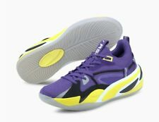 J cole Dreamer purple heart Concrete Jungle Basketball sold out mens size 11 US