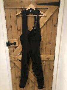 Rapha Mens Core Winter Tights Black without Pad Size Large