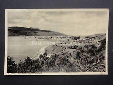Scotland: Sutherland ULLAPOOL Loch Broom & Ben Goleach - Old Postcard