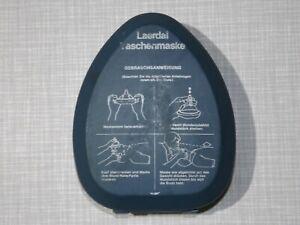 Laerdal Taschenmaske für Sauerstoff, unbenutzt