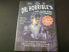 DR. HORRIBLES SING-ALONG BLOG  (DVD) NEIL PATRICK HARRIS