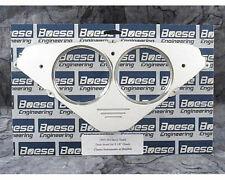 55 56 57 58 59 Chevy Truck Aluminum Gauge Panel Dash Insert Instrument Cluster